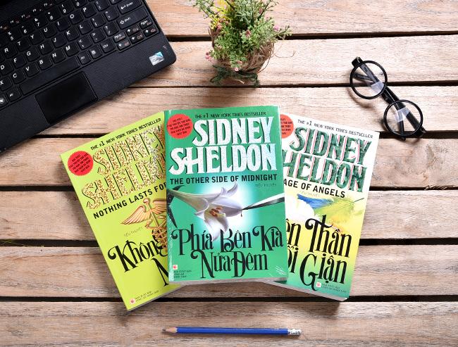 Không có gì mãi mãi Sidney Sheldon