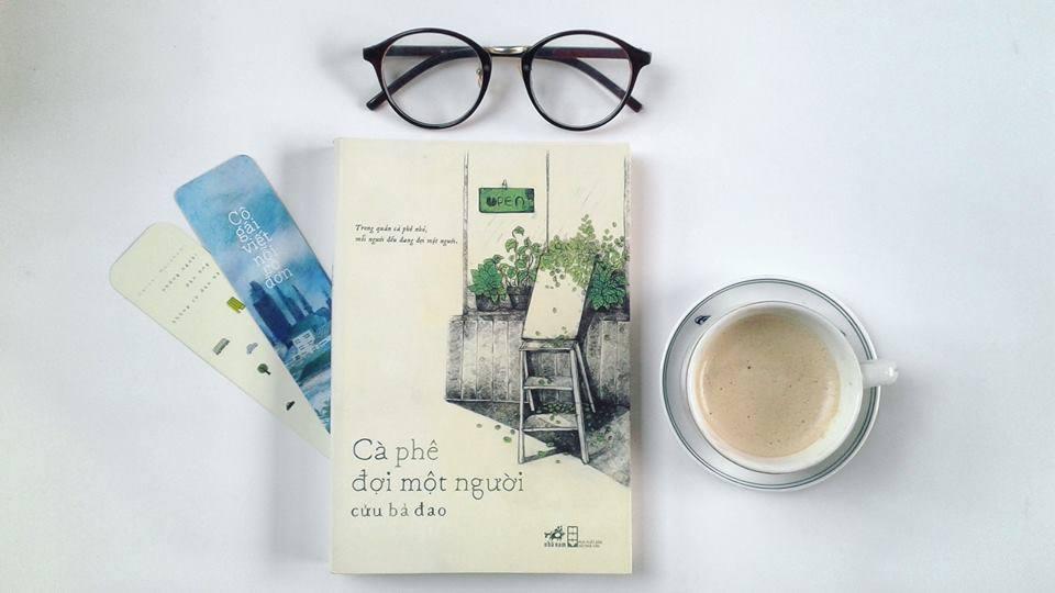 Cà phê đợi một người - Review sách