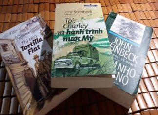 Charley, tôi & hành trình nước mỹ