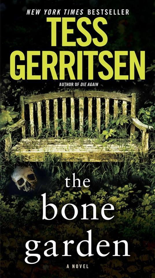 Khu vườn xương review sách