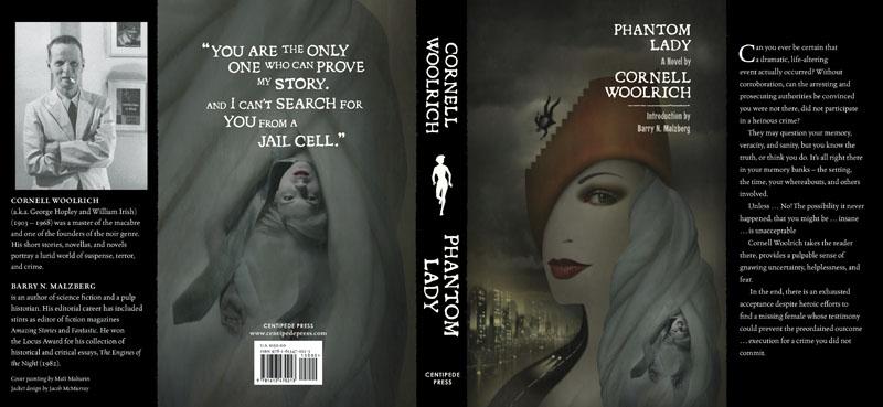 Phantom Lady - Cornell Woolrich - Reviewsach.info