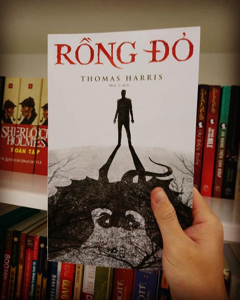 Review sách Rồng Đỏ - Hannibal Lecter