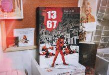 Trinh thám 13 67 chan ho kei